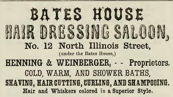 Bates House 1858