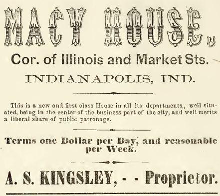 Macy House-1860-61