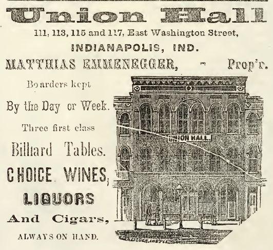 Union Hall-1862