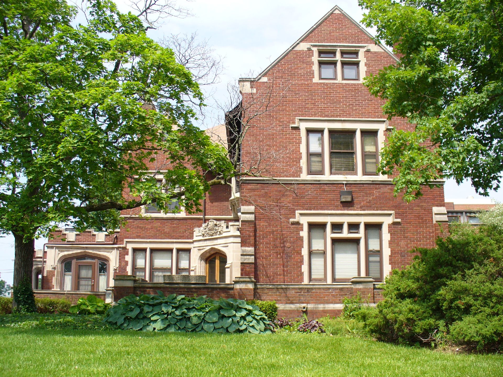 Glossbrenner mansion
