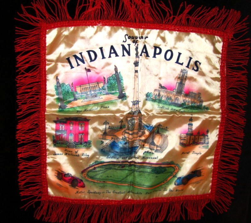 Indy pillow