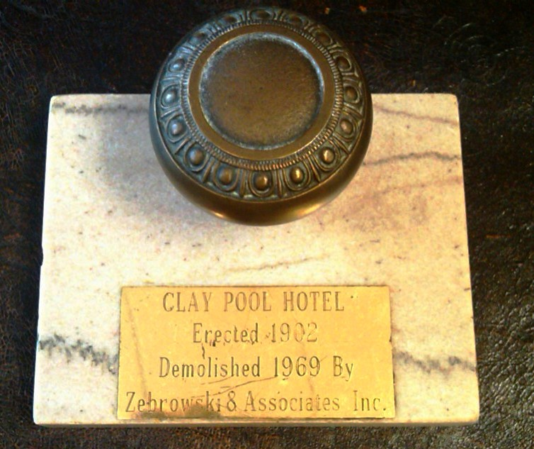 Claypool_Doorknob