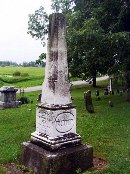 Kemp_grave
