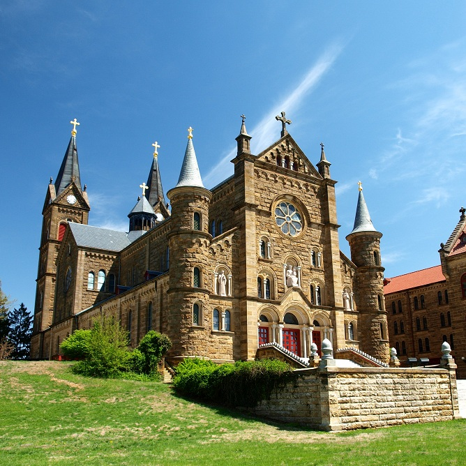 St. Meinrad Church
