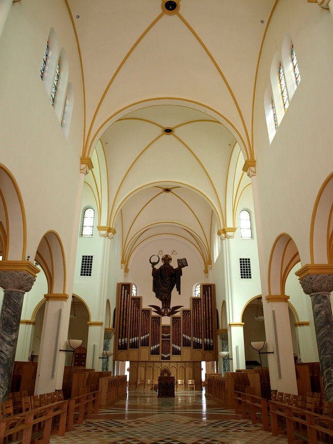 St. Meinrad Church Interior