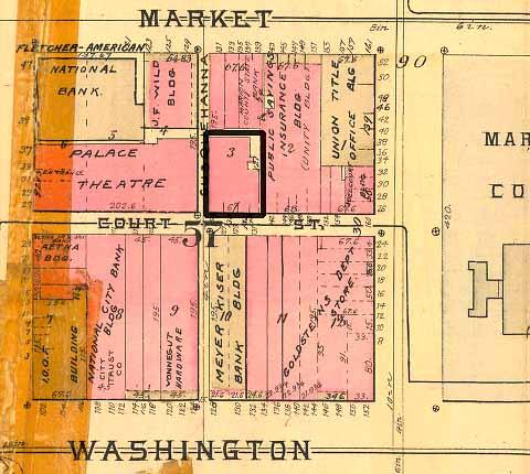 1927 Sanborn Map