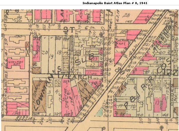 1941 Baist Atlas