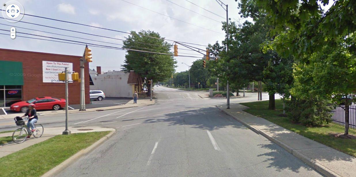 2009 Google Streetview