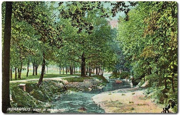 Spades_Park_Postcard_postmarked_1908