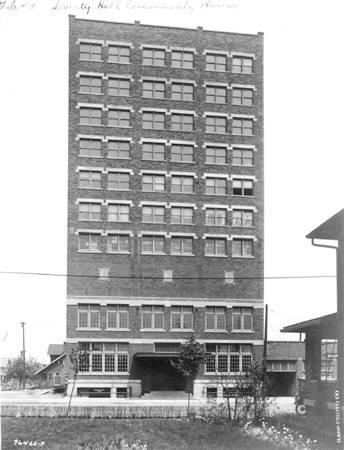 Liberty Hall, 1926